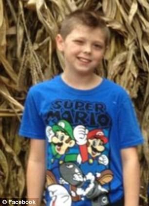 Xót xa cậu bé 8 tuổi thiệt mạng khi cứu người thân trong hỏa hoạn ảnh 1