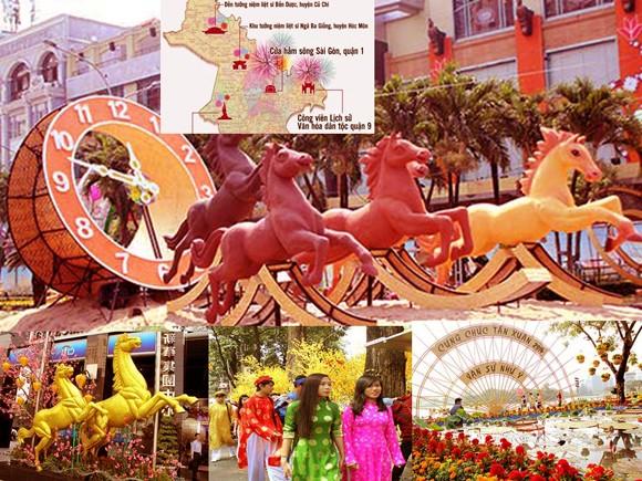 TP.HCM: Chương trình vui Tết Nguyên đán Giáp Ngọ 2014 ảnh 1