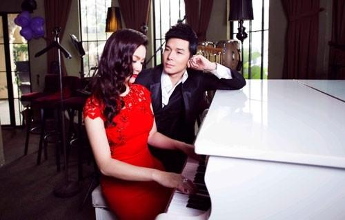 Ngọc Anh thành người tình của Nathan Lee vào dịp Valentine ảnh 1