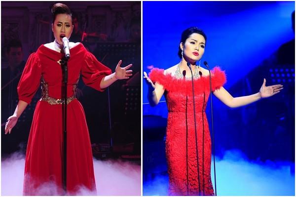"""Khánh Linh mang """"bài tủ"""" lên sân khấu, quyết đấu với Ngọc Anh ảnh 1"""