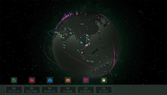 Ra mắt bản đồ tương tác về các mối đe dọa mạng toàn cầu ảnh 1
