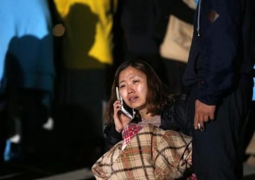 Tin nhắn đầy bi thảm của các nạn nhân trên phà Sewol Hàn Quốc ảnh 2