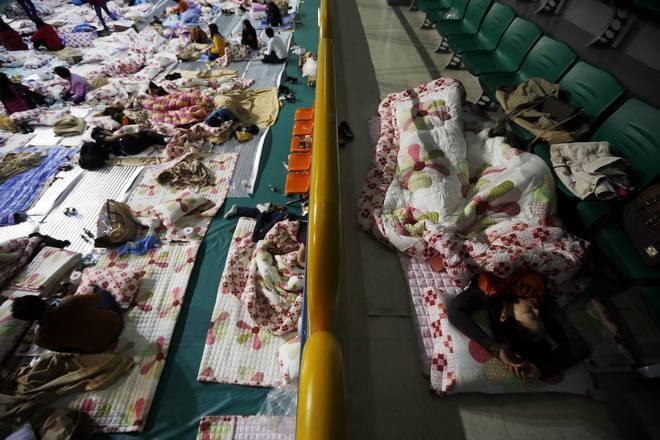 Tin nhắn đầy bi thảm của các nạn nhân trên phà Sewol Hàn Quốc ảnh 1