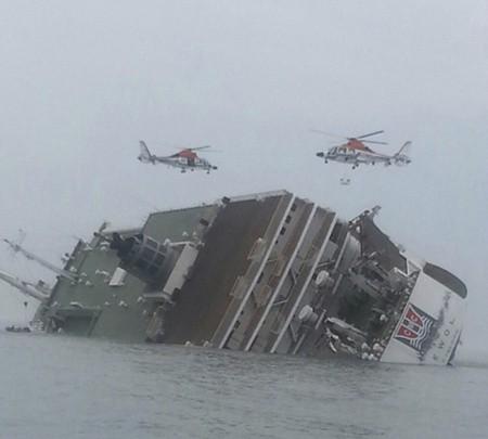 Tin nhắn đầy bi thảm của các nạn nhân trên phà Sewol Hàn Quốc ảnh 4