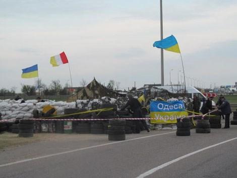 Ukraine: Nổ trạm kiểm soát gần Odessa, 7 người bị thương ảnh 1