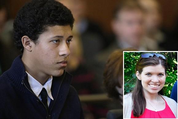 Bàng hoàng cậu bé 15 tuổi hãm hiếp và giết chết cô giáo dạy toán ảnh 1