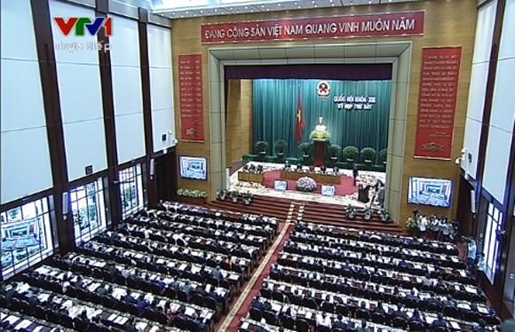 Chủ tịch QH Nguyễn Sinh Hùng: Tình hình biển Đông diễn biến hết sức phức tạp, khó lường ảnh 1