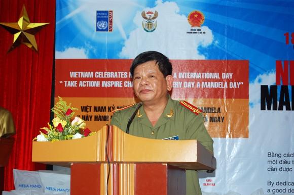 Kỷ niệm Ngày Quốc tế Nelson Madela tại Việt Nam ảnh 3