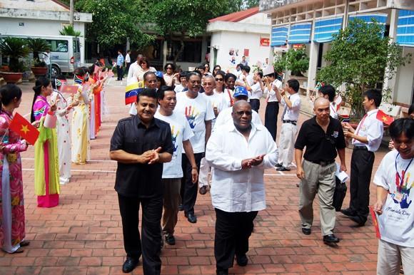 Kỷ niệm Ngày Quốc tế Nelson Madela tại Việt Nam ảnh 1