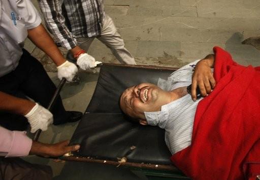 Đánh bom kinh hoàng tại Tòa án Tối cao Ấn Độ ảnh 1