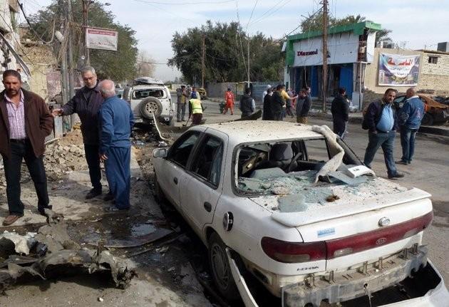 Ngày đẫm máu tại Iraq: 38 người chết, 250 người bị thương vì bom ảnh 1