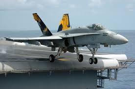 Mỹ điều 12 chiến đấu cơ F/A-18 tới Philippines ảnh 1