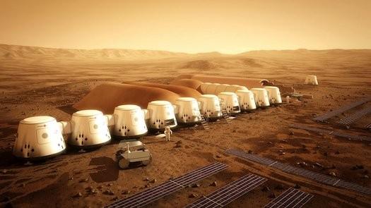 Hơn 200.000 người sẵn sàng bay lên sao Hỏa vĩnh viễn ảnh 1