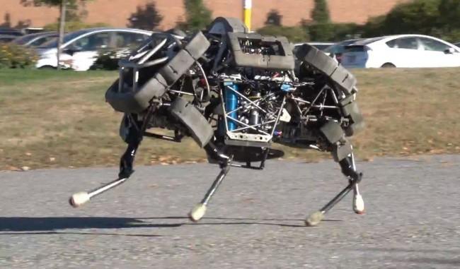 Quân đội Mỹ sẽ có robot sát thủ nguy hiểm ảnh 1