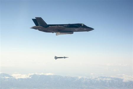 F-35 tàng hình của Mỹ chỉ mất 35 giây để hạ mục tiêu ảnh 1