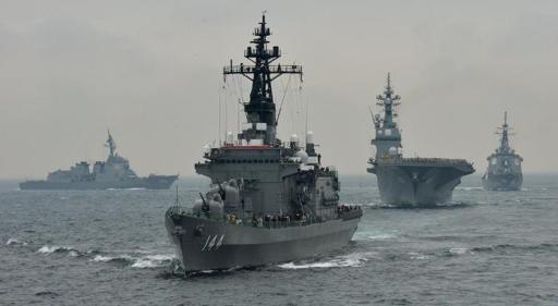 Nhật Bản bác bỏ phản đối của Trung Quốc về cản trở tập trận bắn đạn thật ảnh 1