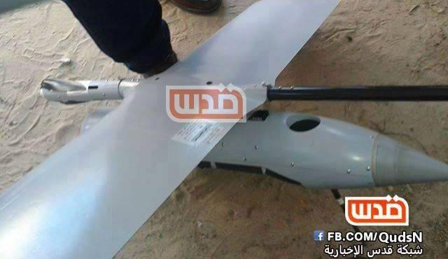 Hamas thu giữ máy bay không người lái Israel ảnh 1