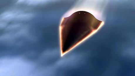 Tư lệnh Mỹ ca ngợi tên lửa của Trung Quốc ảnh 1