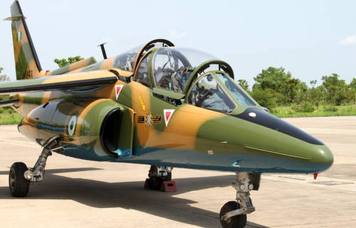 Máy bay quân sự Nigeria mất tích bí ẩn ảnh 1