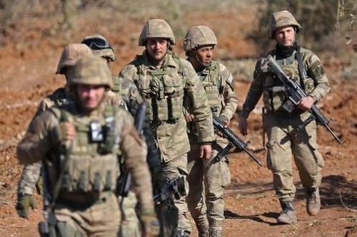 Iraq triệu Đại sứ Thổ Nhĩ Kỳ, yêu cầu rút quân ngay lập tức ảnh 1
