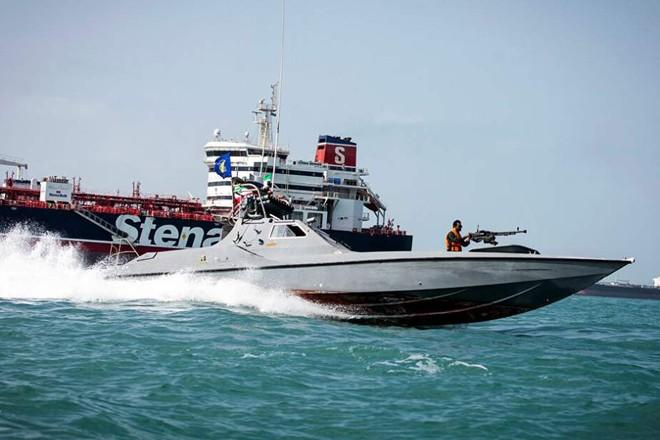Thực hư thông tin quân đội Iran bắt giữ tàu dầu ở vùng biển quốc tế ảnh 1