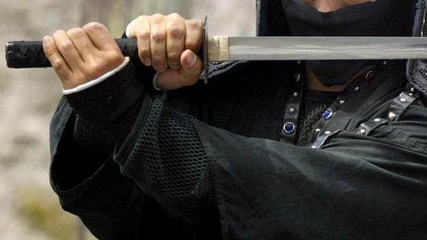 Bảo tàng ninja bị trộm đột nhập, lấy đi két sắt chứa 1 triệu yên ảnh 1