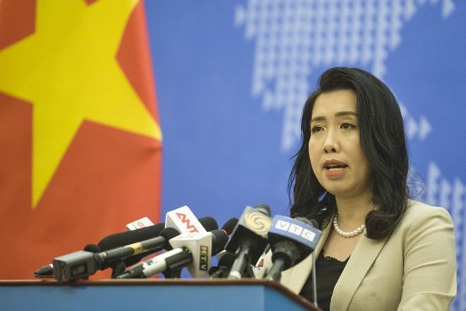 Việt Nam lên tiếng về công hàm chung của Anh, Pháp, Đức bác yêu sách của Trung Quốc ở Biển Đông ảnh 1