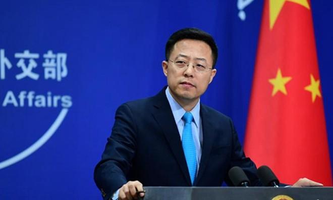 Trung Quốc trừng phạt các công ty Mỹ bán vũ khí cho Đài Loan ảnh 1