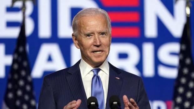 Lãnh đạo Việt Nam gửi điện mừng Tổng thống đắc cử Hoa Kỳ Joe Biden ảnh 1