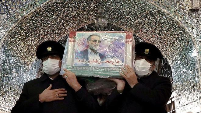 Thông tin mới nhất vụ ám sát nhà khoa học hạt nhân hàng đầu Iran ảnh 1