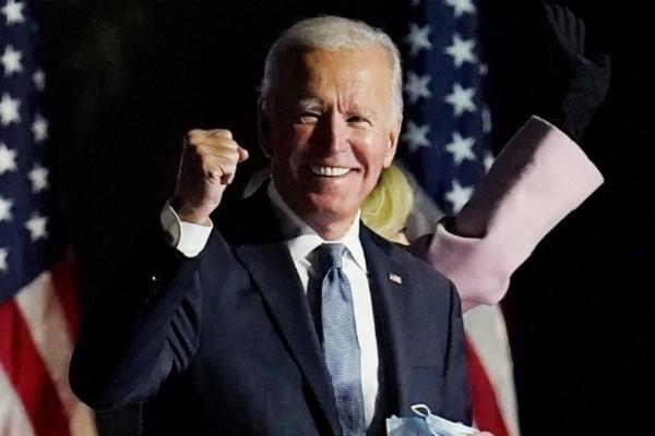 Ông Joe Biden nói gì sau khi chính thức đắc cử Tổng thống Mỹ? ảnh 1