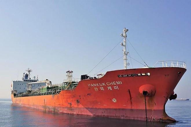 Việt Nam lên tiếng vụ Iran bắt giữ tàu Hàn Quốc có thuyền viên người Việt ảnh 1