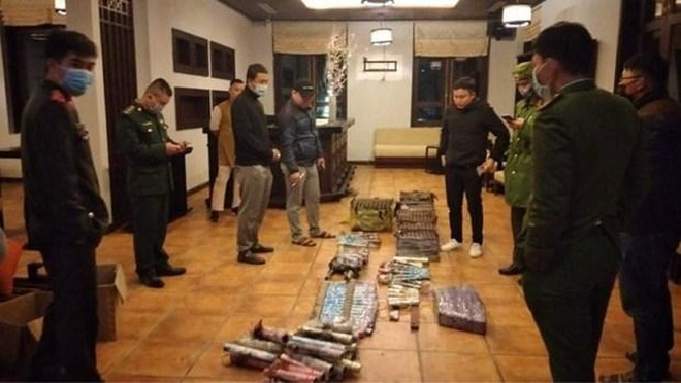 [Tin nhanh tối 10-1-2021] Phạt hành chính người bắn pháo hoa không phép trong khu nghỉ dưỡng ảnh 1