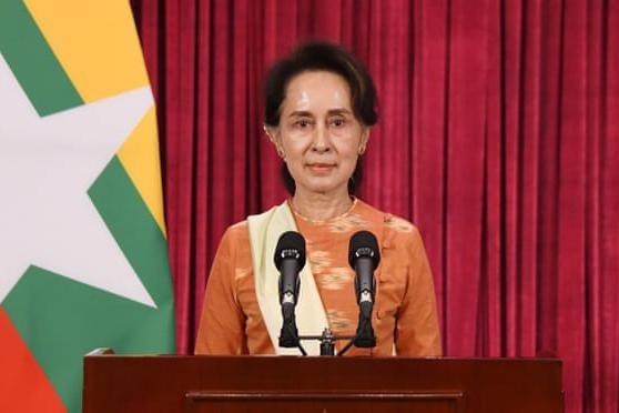 Cố vấn Nhà nước Myanmar Aung San Suu Kyi bị bắt ảnh 1