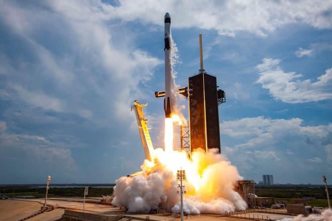NASA thông báo kế hoạch phóng tàu vũ trụ lên ISS ảnh 1