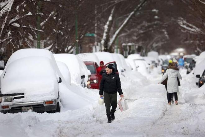 Người Việt bị ảnh hưởng ra sao trong trận bão tuyết ở Texas, Mỹ? ảnh 1
