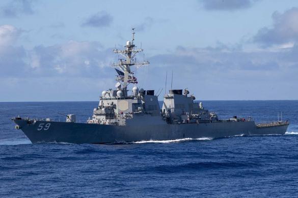 Việt Nam nói gì về hoạt động của tàu chiến Mỹ ở Biển Đông? ảnh 1