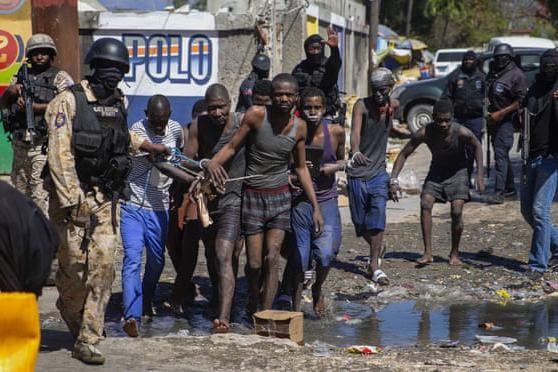 Cuộc vượt ngục đẫm máu nhất ở Haiti, 25 người chết ảnh 1