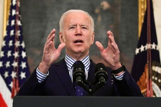 Tổng thống Biden hoan nghênh Thượng viện Mỹ thông qua gói cứu trợ Covid-19 trị giá 1.900 tỷ USD ảnh 1