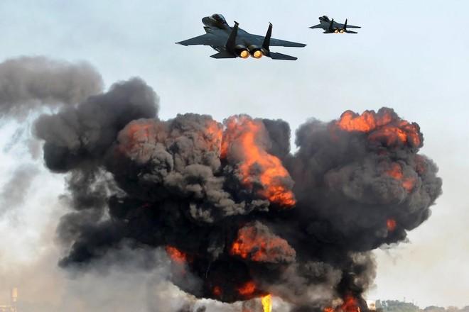 Thổ Nhĩ Kỳ lần đầu không kích Syria sau 17 tháng ảnh 1