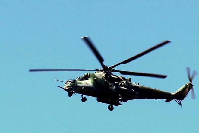 Trung tướng Nga tiết lộ mục đích sử dụng trực thăng tấn công Mi-35 ở Syria ảnh 1