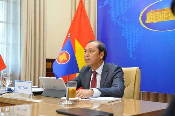 ASEAN ghi nhận quan ngại về hành động đe dọa, cưỡng ép ở Biển Đông ảnh 1