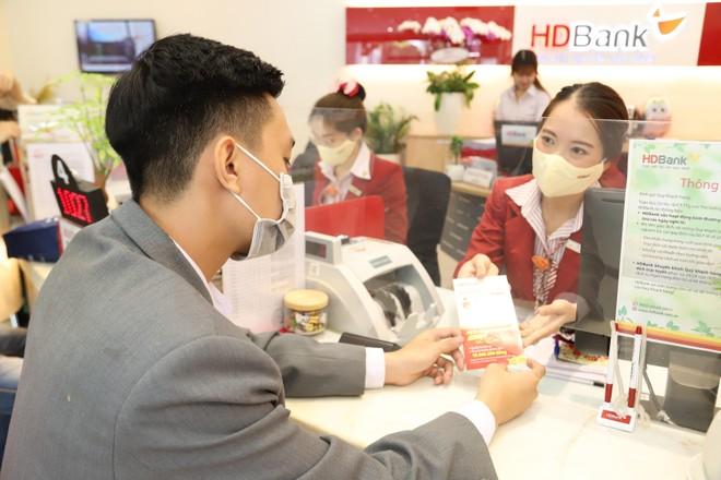 HDBank ra chương trình toàn diện chăm sóc khách hàng VIP ảnh 1