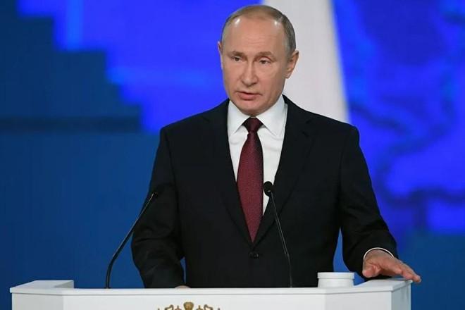 Những nội dung chính trong Thông điệp liên bang của Tổng thống Nga Putin ảnh 1