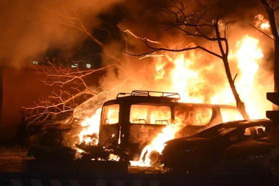 Pakistan: Nổ bom tại khách sạn có Đại sứ Trung Quốc, 4 người chết ảnh 1