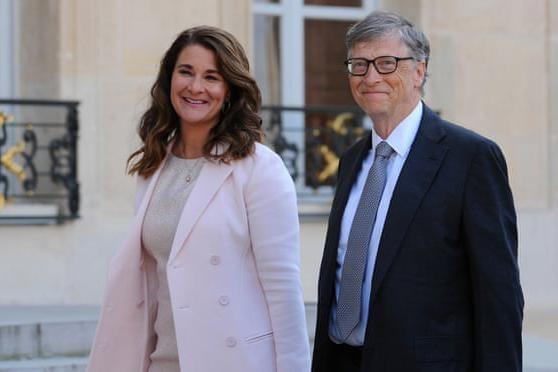 Vợ chồng tỷ phú Bill Gates bất ngờ tuyên bố ly hôn ảnh 1