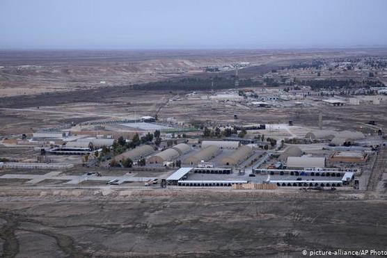 Căn cứ có lính Mỹ đồn trú tại Iraq bị tấn công ảnh 1