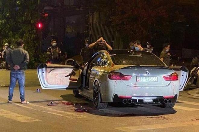 [Tin nhanh sáng 11-5-2021] Đi xe BMW có pô nổ to, 2 người bị chém xối xả ảnh 2