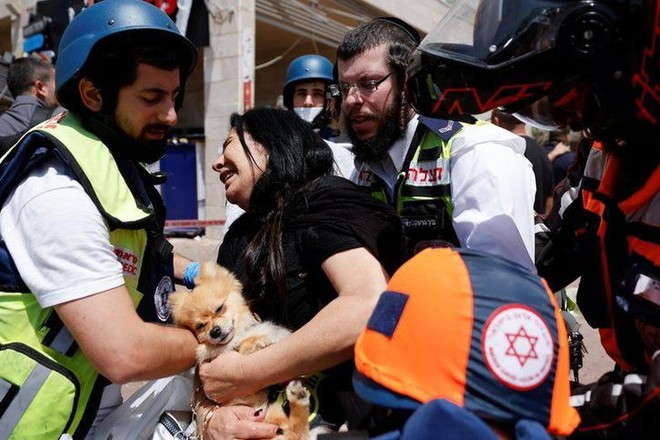 Phản ứng của Việt Nam về căng thẳng Israel-Palestine leo thang ảnh 1
