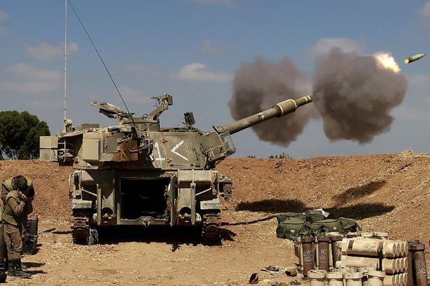Pháo binh Israel khai hỏa, đáp trả vụ phóng rocket từ Lebanon ảnh 1